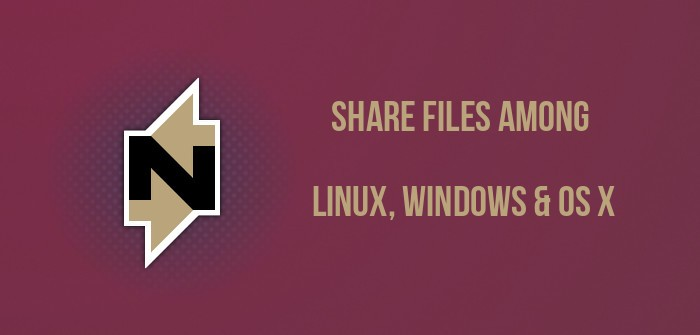 Share files between Linux and Windows and OS X