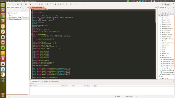 Sublime Text theme for Eclipse in Ubuntu Linux