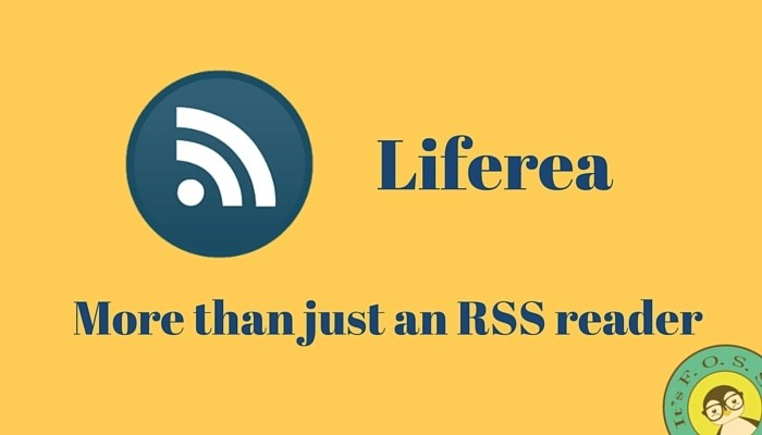 Liferea RSS Reader for Linux