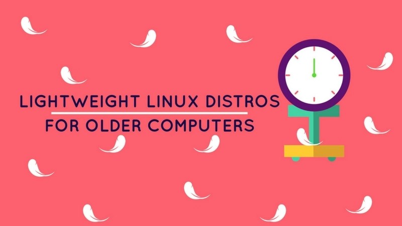 Best light Linux distros