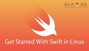 Getting started with Swift in Linux