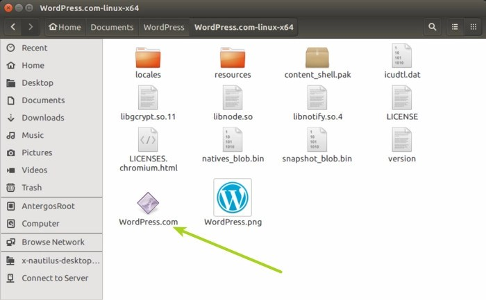 How To Install WordPress Desktop App In Linux - It's FOSS