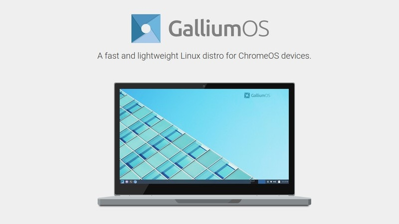 GalliumOS Linux distribution for Chromebooks