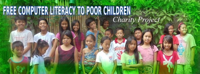 Mystory Free Computer Literacy To Poor Children Its Foss