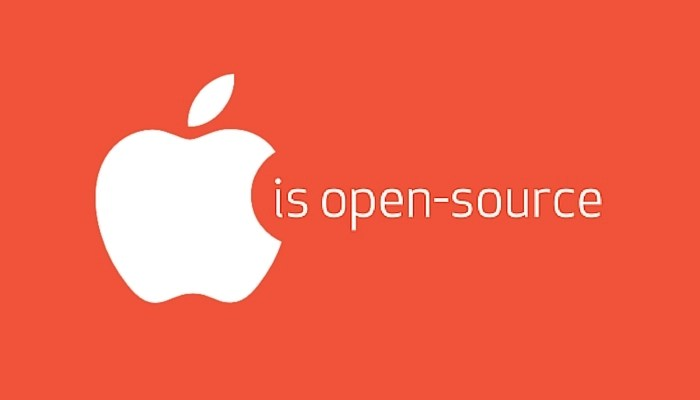 Apple is Open Source