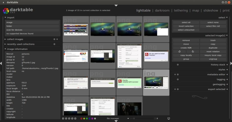 5 Best Linux Photo Management Software in 2019