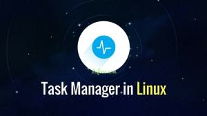 Task manager in Linux