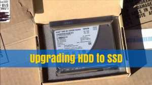 Upgrading HDD to SSD in Linux