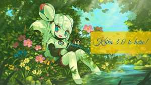 Krita version 3.0 released