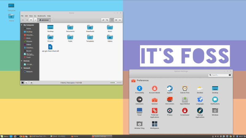 Oranchelo Is A Fresh, Flat And Fabulous Icon Theme For Linux | It's FOSS