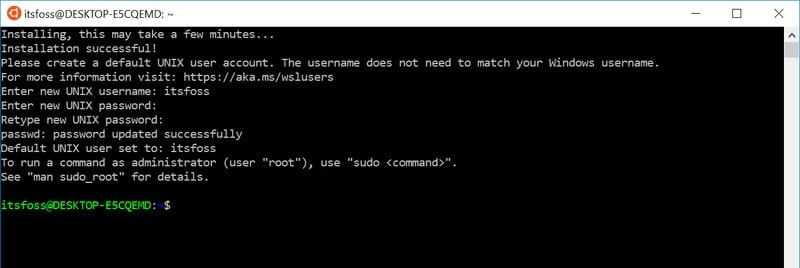 4 Ways to Run Linux Commands in Windows - It's FOSS