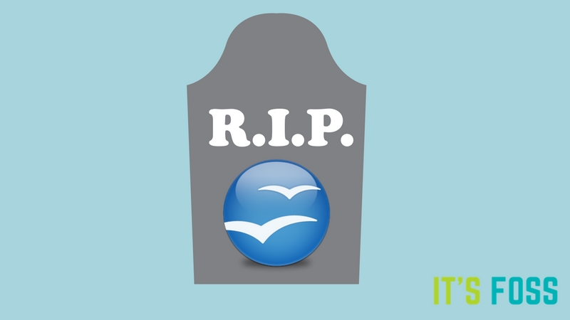 Apache OpenOffice Might Be Dead Soon And I Won't Even Cry