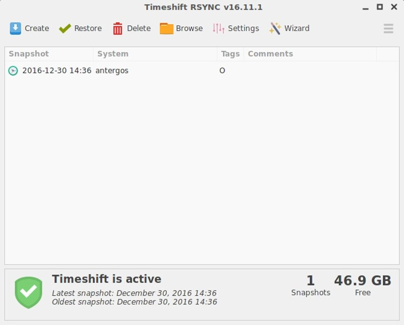 How To Backup And Restore Linux With Timeshift - It's FOSS