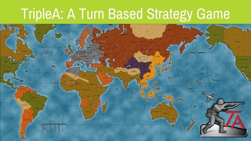 TripleA - A Highly Addictive Open Source Strategy Game