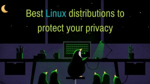 Best privacy Linux distros