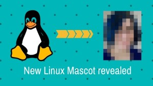 New Linux Mascot April Fools Joke