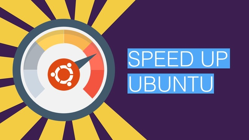 Tips to speed up Ubuntu