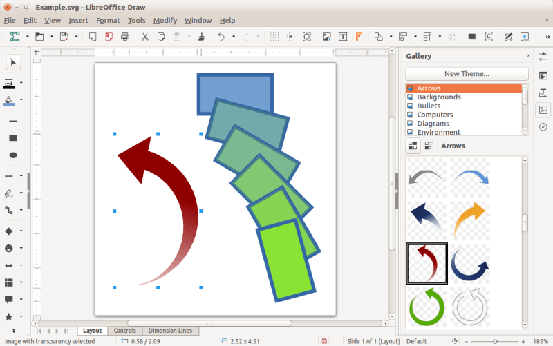 5 Best Vector Graphics Editors for Linux - It's FOSS