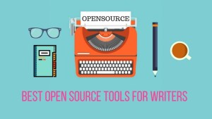 Open Source softwares for writers