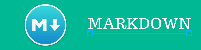 Open Source tools for writers Markdown