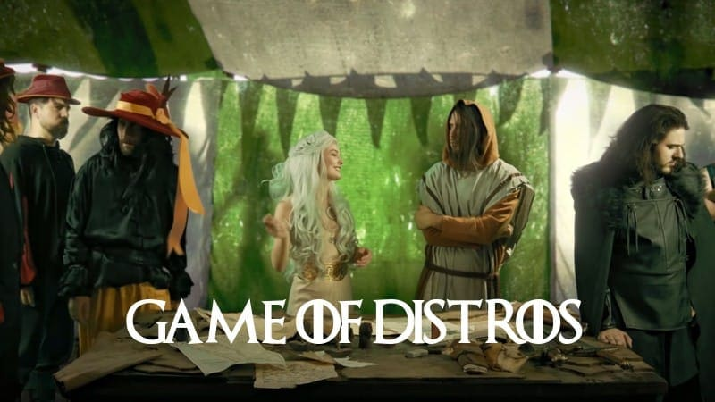 Game of Thrones parody by SUSE takes a dig at Red Hat