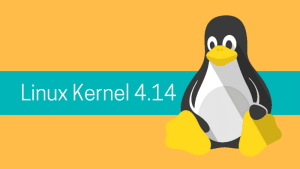 Linux Kernel 4.14 released