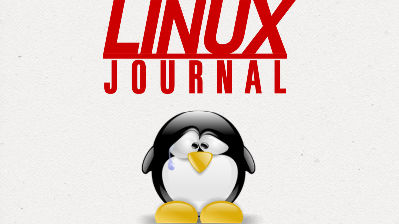 Linux Journal is being shut down