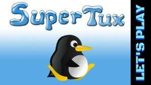 SuperTux Linux game