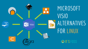 Microsoft Visio Alternatives for Linux
