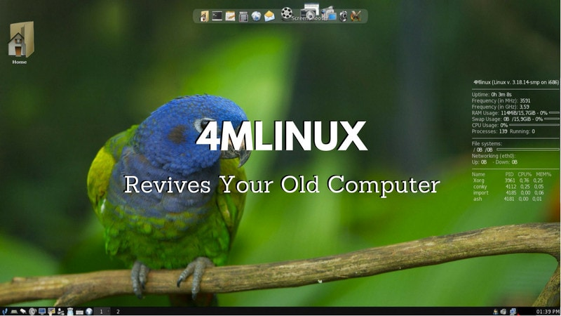 4MLinux Review