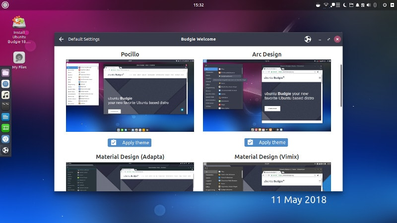Budgie Themes