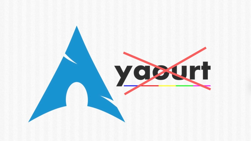 Don't Install Yaourt! Use These Alternatives for AUR in Arch Linux