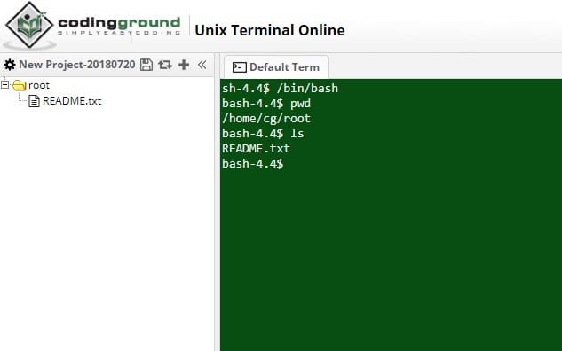 Best Online Linux Terminals and Online Bash Editors