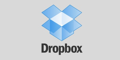 Logotipo do Dropbox
