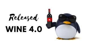 Wine 4.0 has been released