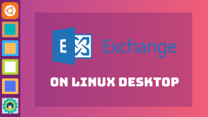 Using Microsoft Outlook Exchange on desktop Linux
