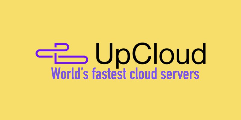 upcloud cloud storage deal