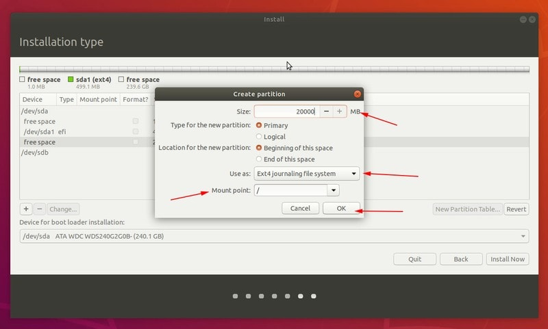 Install Ubuntu Linux On Intel Nuc 8 Tutorial