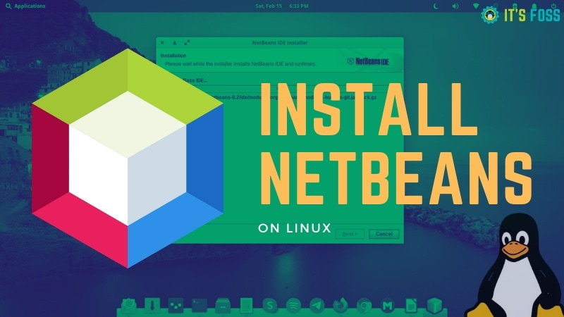 Install Netbeans Linux