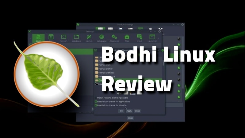 Bodhi Linux 5.1 Review: Slightly Different Lightweight Linux