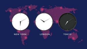 Multiple Timezone Clocks