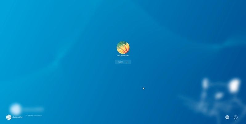 Ubuntu Deepin Edition Screenshot 5