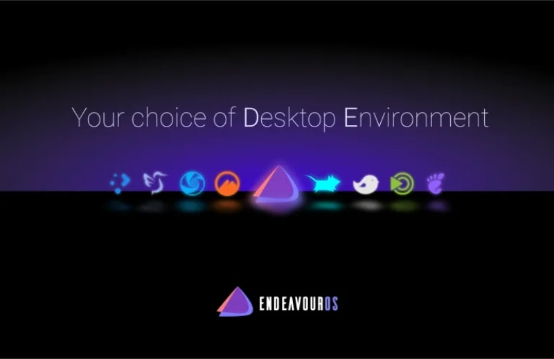 Endeavouros Linux distribution