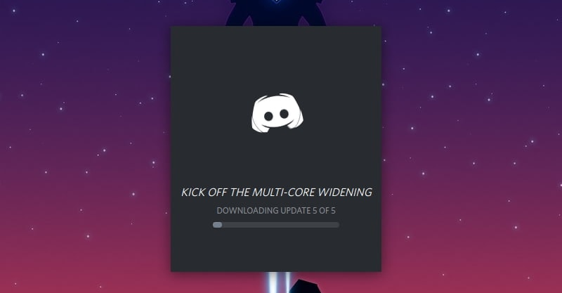Discord Installing in Linux