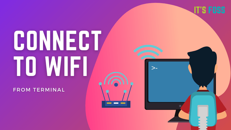 Connect To Wifi From Terminal in Ubuntu