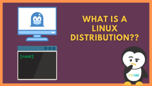What Is Linux Distribution