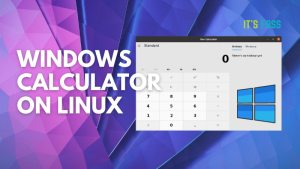 Windows Calculator Linux