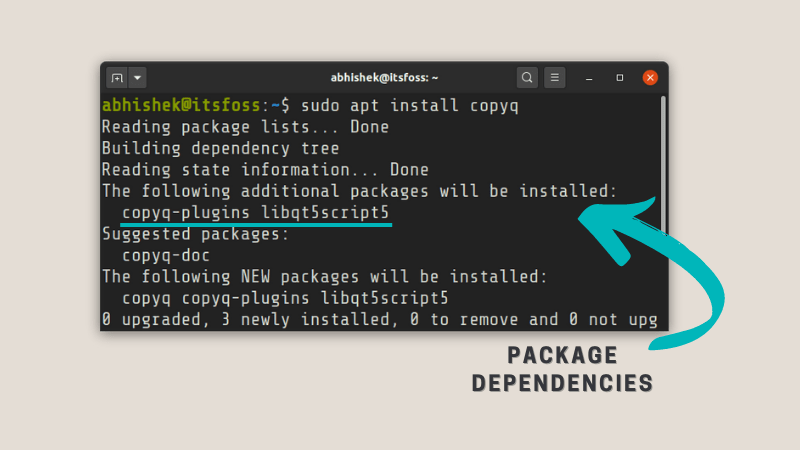 Package Manager Handling Dependencies In Linux