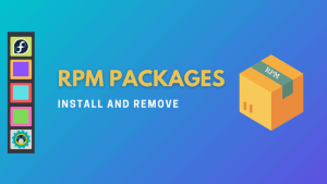 Install Rpm Packages Fedora