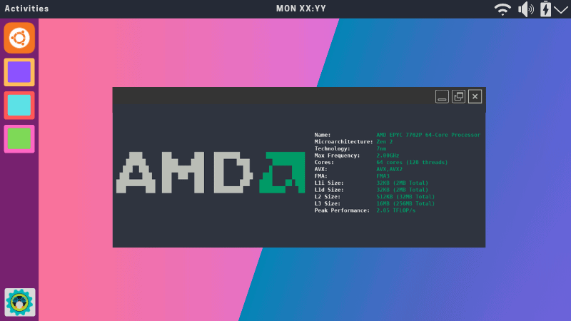 Show CPU Details Beautifully in Linux Terminal With CPUFetch
